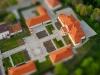 Museum Lezajsk (aerialphoto, Tilt-Shift)